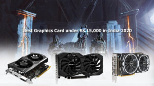 best graphics card under rs 15000 october 2020
